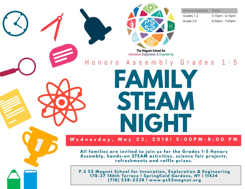 Family STEAM Night